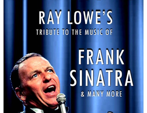 Ray Lowe presents the music of Frank, Bobby, Dean and Sammy Live at Al Forno