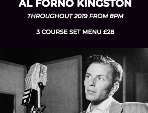 Legends of Swing – Live Music at Al Forno Kingston